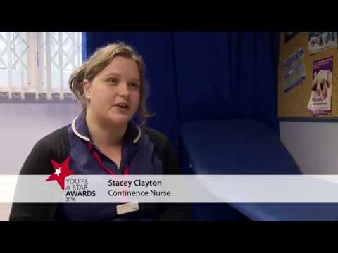 YASA 2016 Value for Money Award - Continence Service