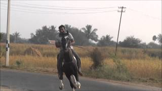HORSE RIDING IN INDIA