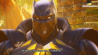 Black Panther And The Time Stone! - Marvel Vs Capcom Infinite: Story Mode Walkthrough Part 2