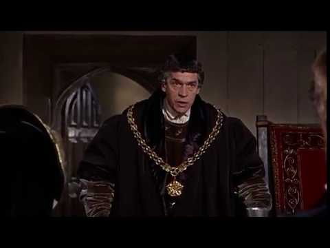 A Man for All Seasons (1966) [1080p] Give the Devil the Benefit of law Scene