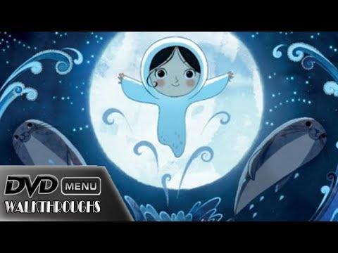 Song of the Sea (2014) DvD Menu Walkthrough