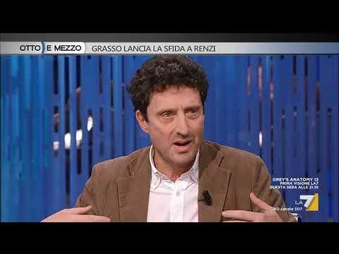 Otto e mezzo - Grasso lancia la sfida a Renzi (Puntata 04/12/2017)