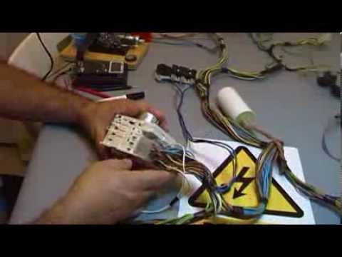 Como comprobar el motor del timer de una lavadora lavarropas o