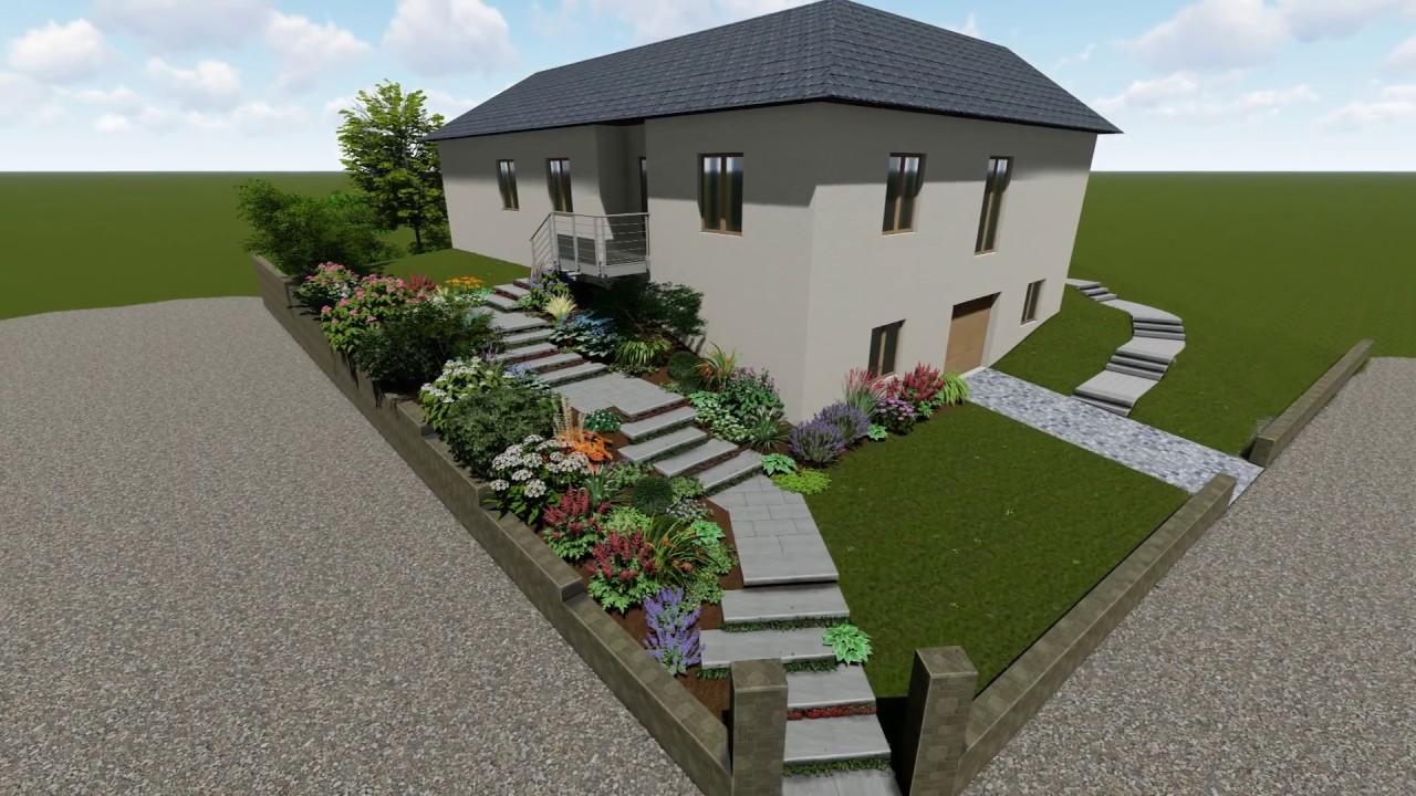 pauchard projet d 39 am nagement pour un escalier d 39 entr e youtube. Black Bedroom Furniture Sets. Home Design Ideas