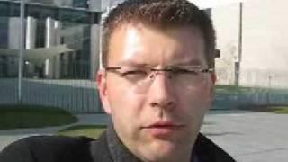 Videoblog Folge 1: Daniel Caspary in Berlin