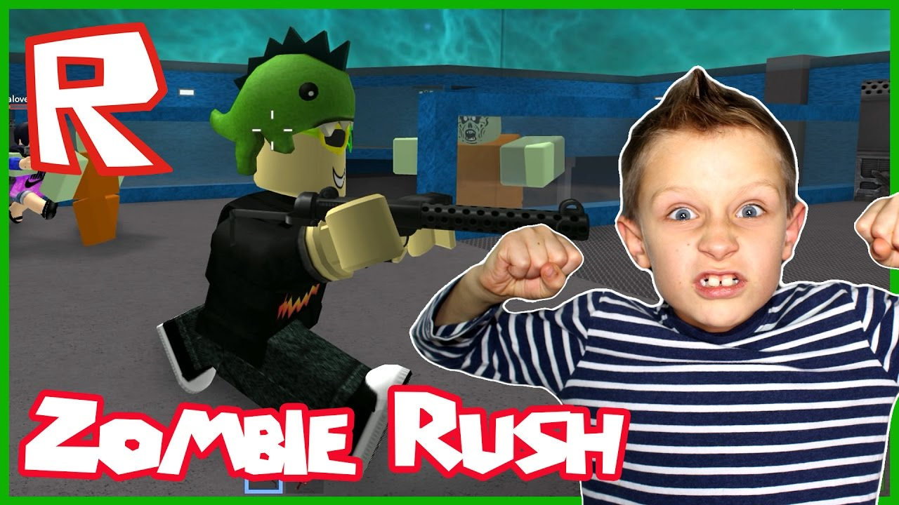 Gamer Girl Roblox Zombie Almost Level 215 In Roblox Zombie Rush Youtube