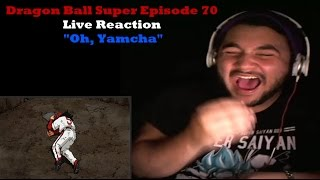 Dragon Ball Super Episode 70 Live Reaction