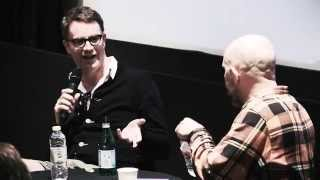 Nicolas Winding Refn in conversation with Gaspar Noe