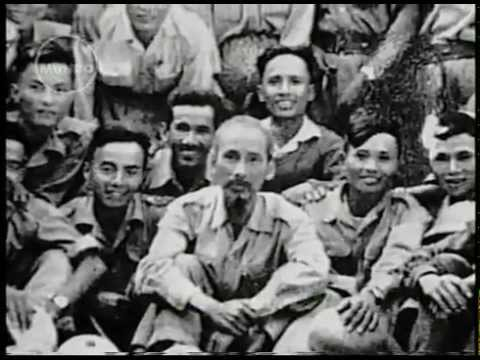 Vida de Ho Chi Minh (En Español) Versión Norteamericana