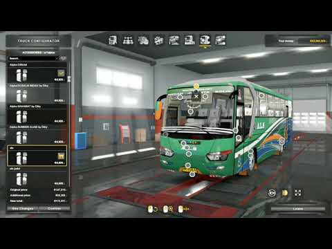 REVIEW SR1 BY EFART PROJECT -ETS2 MOD INDONESIA