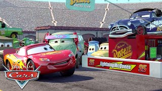 Best Pep Talks From Pixar's Cars! | Pixar Cars