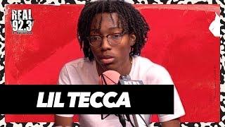 Lil Tecca talks Copyright Claim On SoundCloud, Bashing Online Gamers,