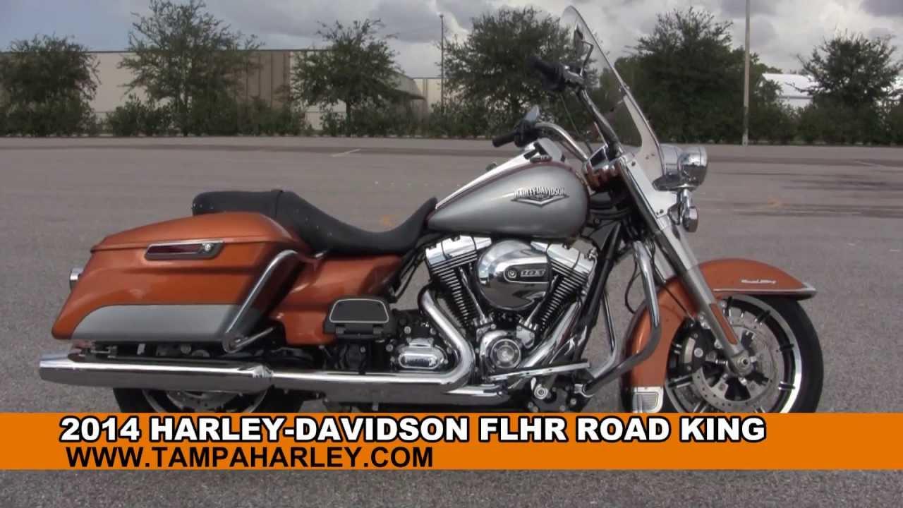 2014 Harley Davidson Motorcycles Flhr Road King For Sale