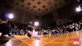 Kolobok vs Gun | 1/2 | SMART SESSION 2012