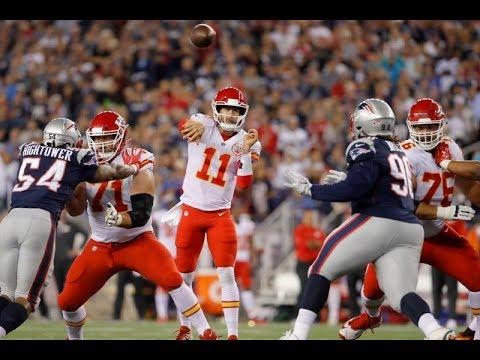 Alex Smith vs Patriots (TNF Week 1) - 368 Yards + 4 TDs! MVP Mode! | 2017-18 NFL Highlights HD