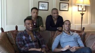 Jay-Z loves JLS!