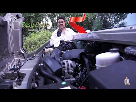 How to Fix Blower Rattling Noise in HUMMER | AC Compressor Rattling Noise