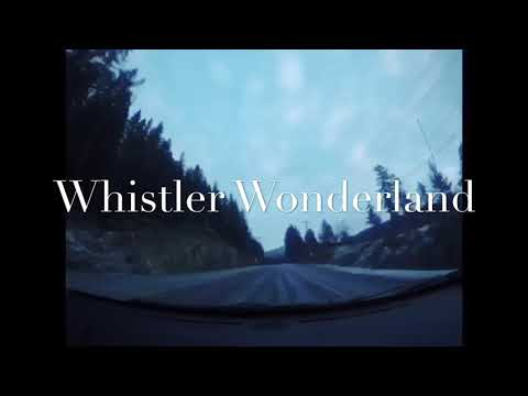 Winter at Whistler British Columbia