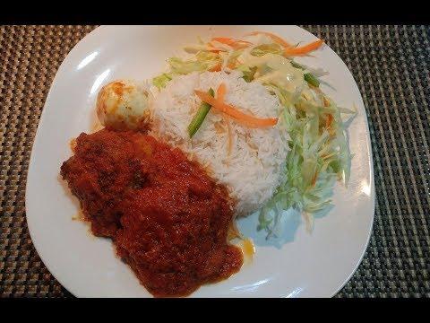 Ghanaian Turkey Tomato Stew Recipe