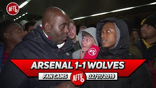 Arsenal 1-1 Wolves | Do These Players Believe In Emery? (Deluded Gooner)