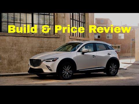 Mazda Build And Price >> 2018 Mazda Cx 3 Touring Suv Build Price Review What S