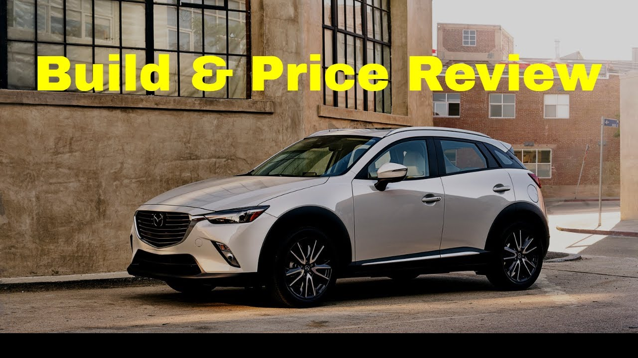 Mazda Build And Price >> 2018 Mazda Cx 3 Touring Suv Build Price Review What S New