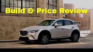 2018 Mazda CX-3 Touring SUV - Build & Price Review - What