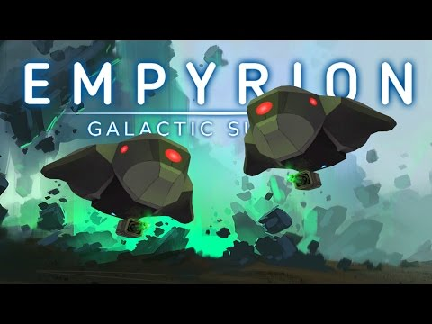 ALIEN DRONE ATTACK! ★ Empyrion: Galactic Survival (5)