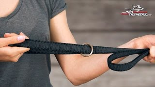Multi-functional Nylon Dog Leash - Review