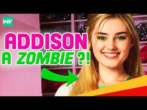 Disney ZOMBIES Theory: Addison Is A Zombie!