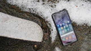 Ревю на Samsung Galaxy A8