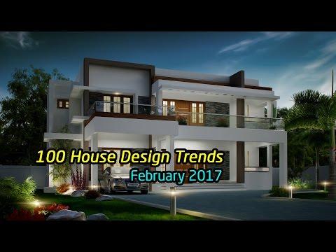 100 best house design trends February 2017
