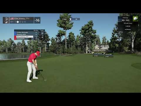 TheApexHound Society Ryder Cup Practice