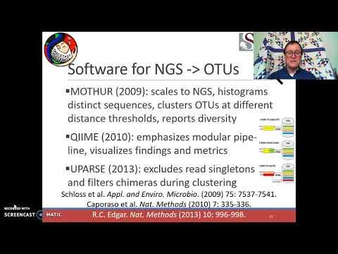 20180409 4 OTUs from 16S rRNA