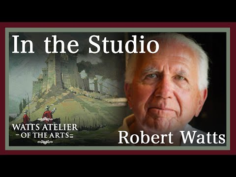"""In the Studio,"" with Robert Watts"