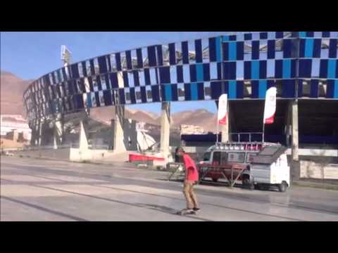 Jimmy Aaby-Antofagasta skate