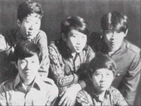 Teddy Robin & The Playboys - Magic Colors (Hong Kong Psychedelic Music) 1969