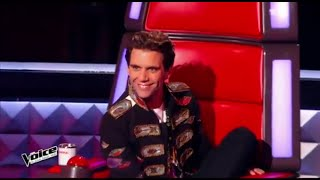 Mika, auditions à l'aveugle 1 #TheVoice5