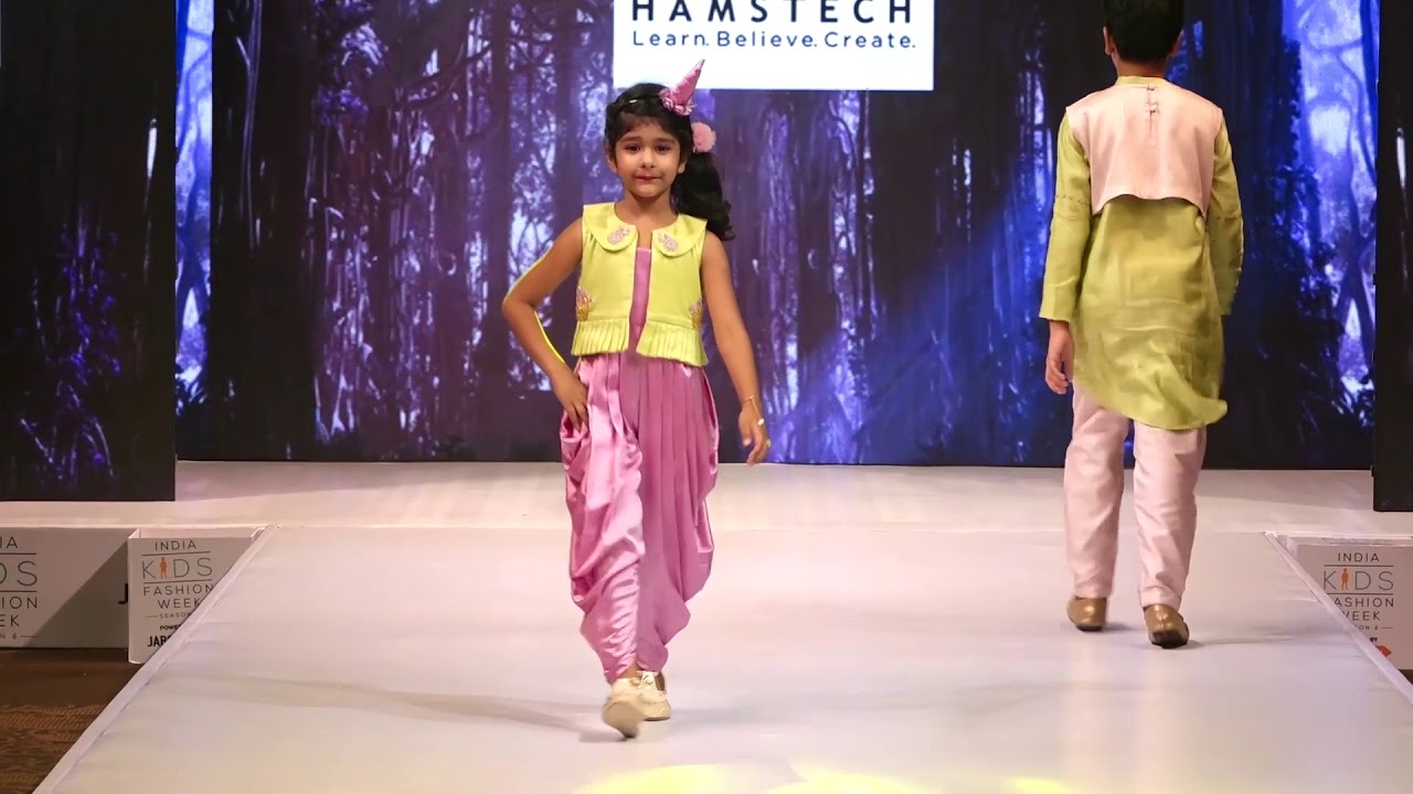 Hamstech Institute Of Fashion Interior Design At Ikfw Season 6 Hyderabad Youtube