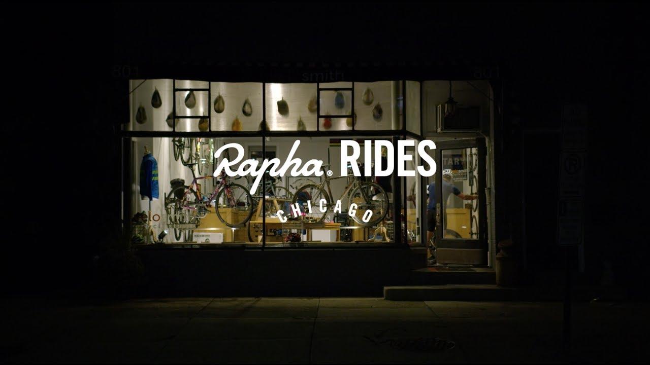 0b37518d6f Rapha RIDES Chicago - Trailer - YouTube