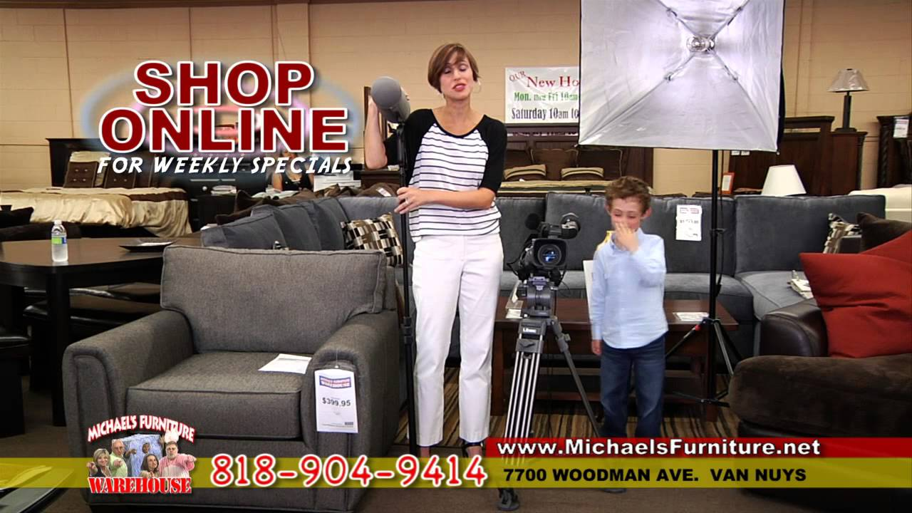 Michael S Furniture Not Larry David Youtube