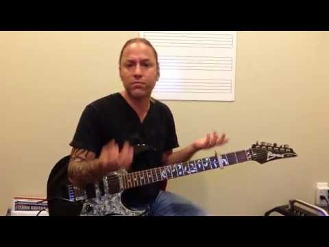 steve stine guitar lesson how to play hall of fame by the script youtube. Black Bedroom Furniture Sets. Home Design Ideas