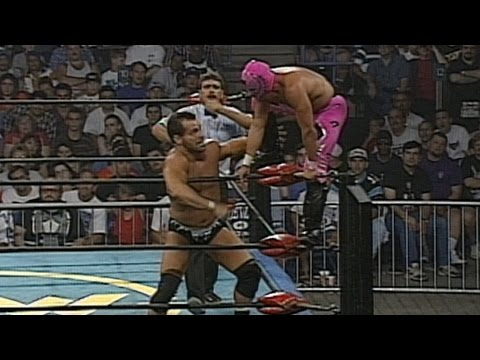 Dean Malenko vs. Rey Mysterio: WCW World Cruiserweight Title Match: The Great American Bash 1996