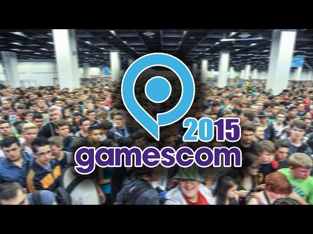 GAMESCOM 2015! | SeenOnScreen