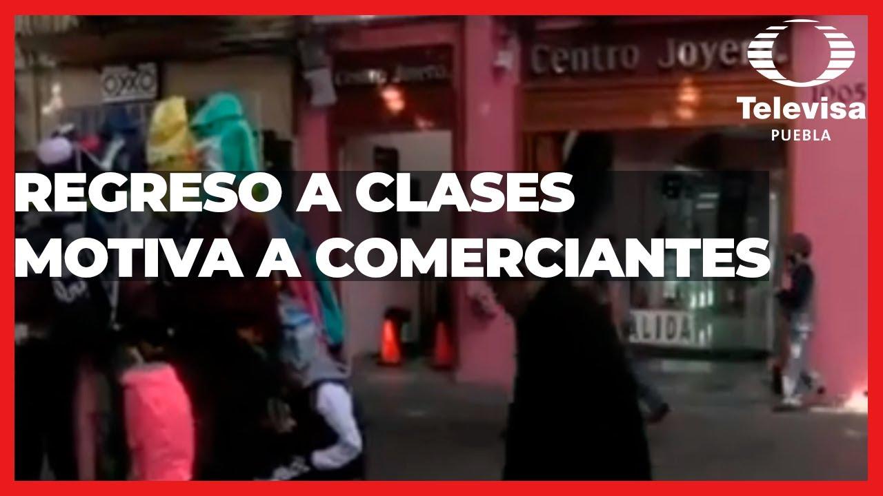 Motiva a comerciantes   Las Noticias Puebla