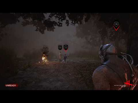Dead By Daylight - My First Matches in the Alpha