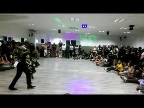 Kani & Mahique - Improvisation Semba [ Certeza Eliminatoires 2015 ]