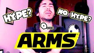 ARMS TIENE MUY BUENA PINTA, pero...