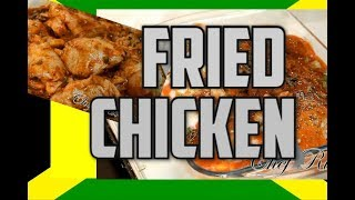 Fried Chicken - HOT AND SPICY FRIED Chicken  | HOW TO MARINADE CHICKEN !!