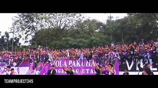 Ku Dukung Ku Bela Ku Banggakan (New Version) - Persita Tangerang Anthem